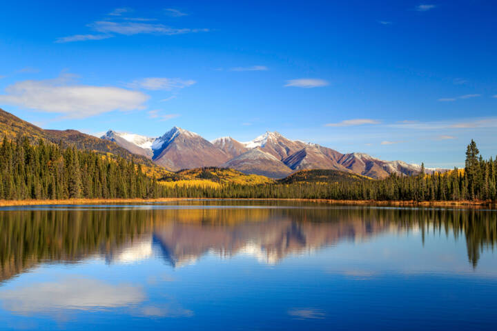 10 Places in North America to Escape the Heat