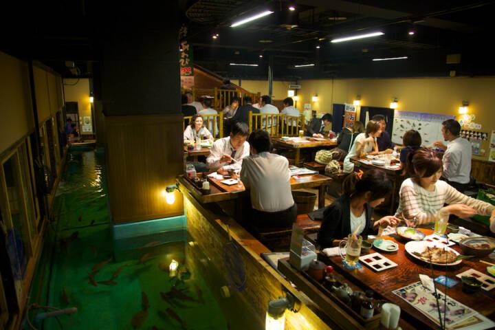7 of the Coolest Restaurants in Tokyo