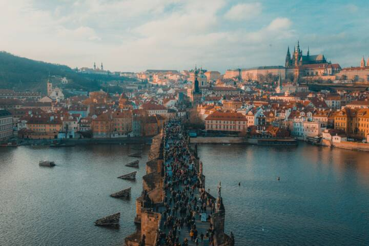Visiting Prague in March