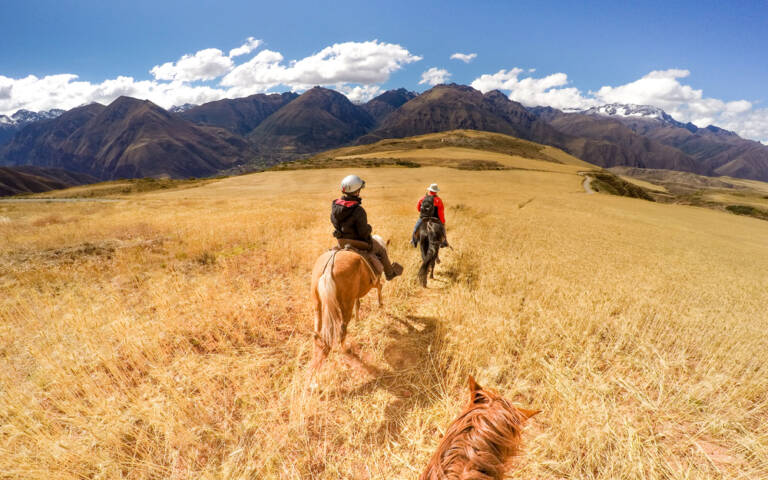 Horseback Riding in the U.S: 10 Best Trails