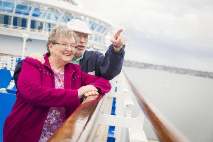 5 Best Senior Cruises for 2020
