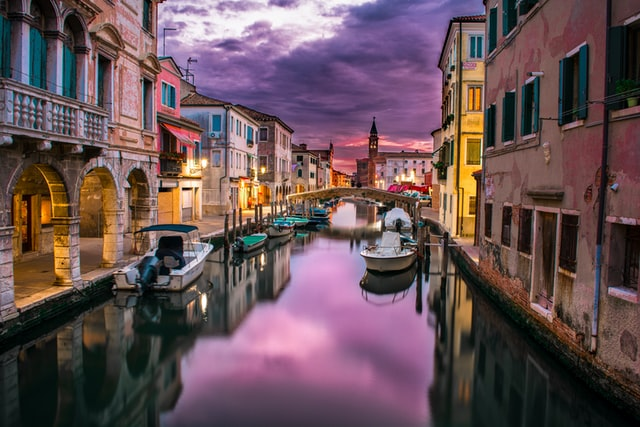Venice in November – Winter Amongst the Gondolas