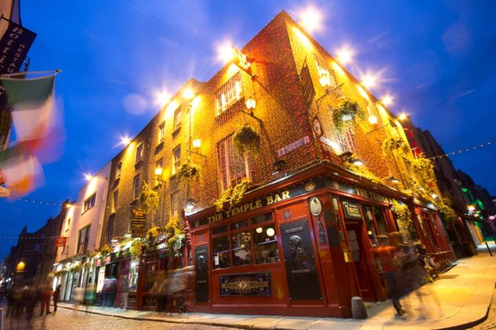 11 Cool Facts You Didn't Know About Dublin, Ireland