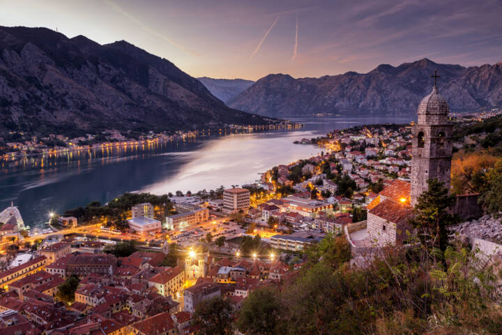 The Most-Breathtaking Balkan Peninsula Cities