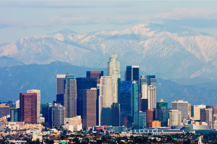 Video: 90 Seconds in Los Angeles