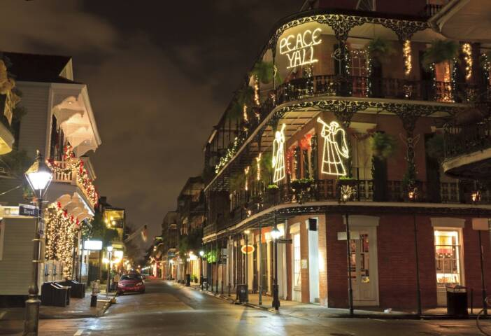 Top 10 Places to Ring in the New Year