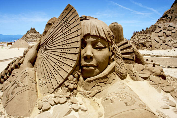 The 10 Coolest Sandcastle Competitions In The World