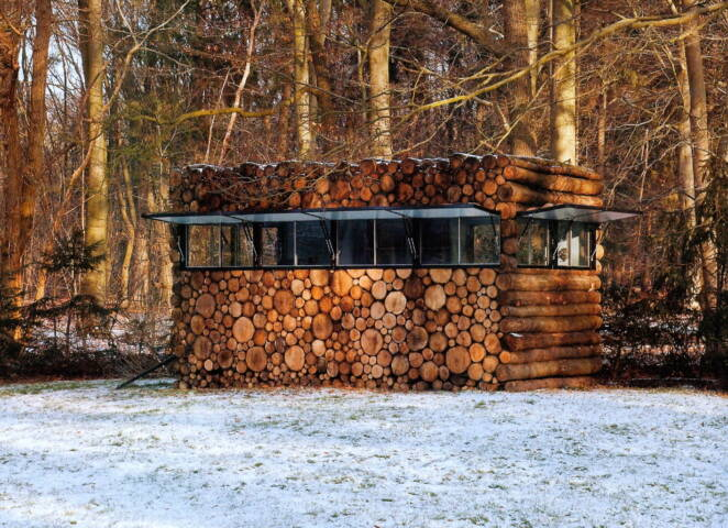 The 10 Coolest Log Buildings in the World