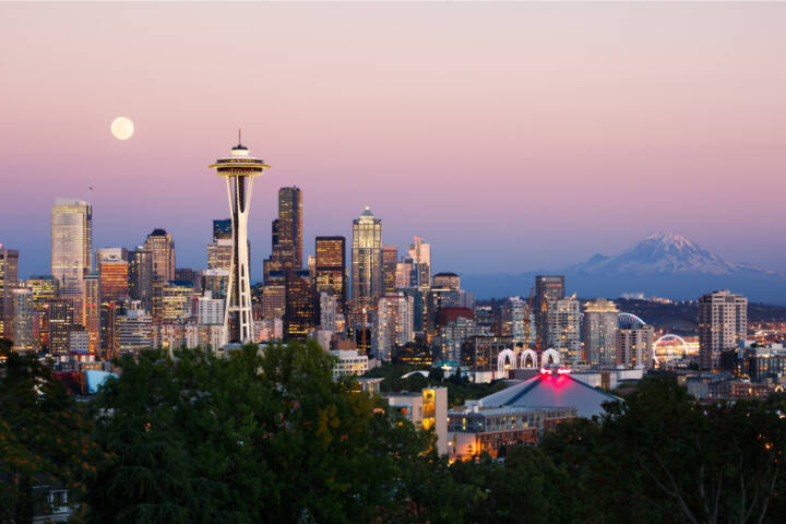 Video: 90 Seconds in Seattle
