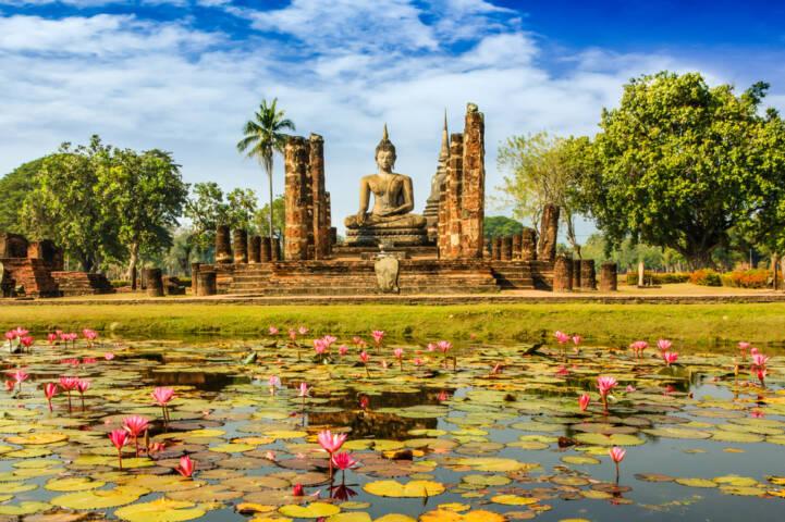 Unterbewertete Traumziele: Die schönsten Städte in Thailand