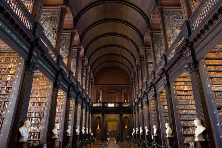 10 Must See Historic Attractions in Dublin Ireland