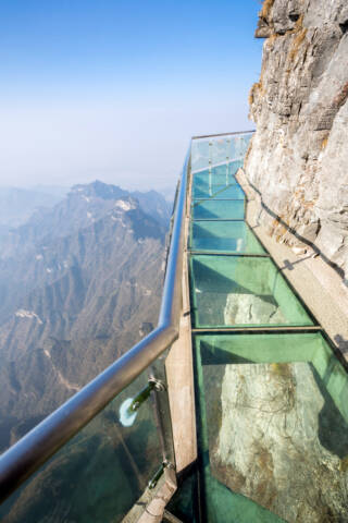 The 10 Most Thrilling Skywalks Around the World