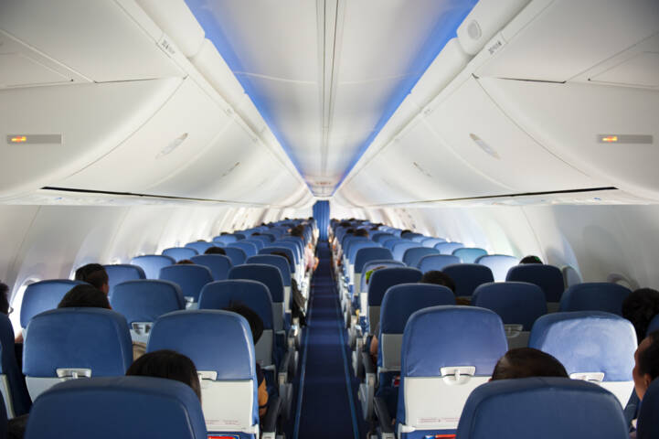 Bye Bye Legroom: Airplanes Only Getting Smaller