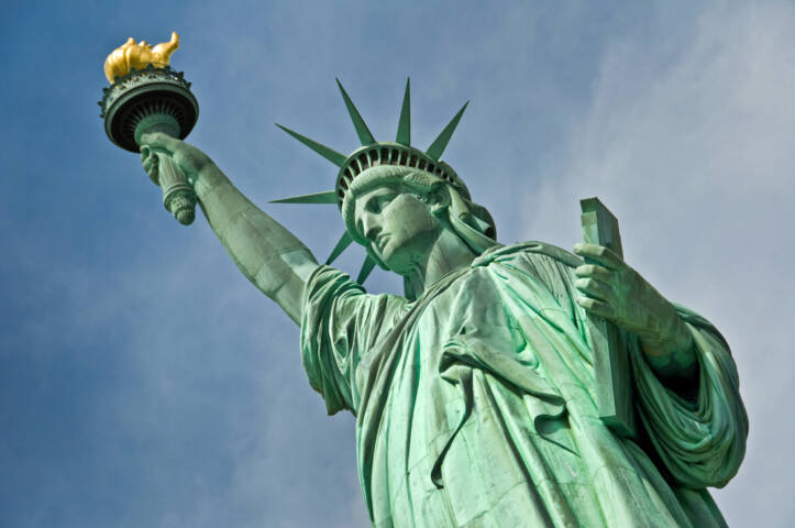 The Statue of Liberty Turns 130 Today