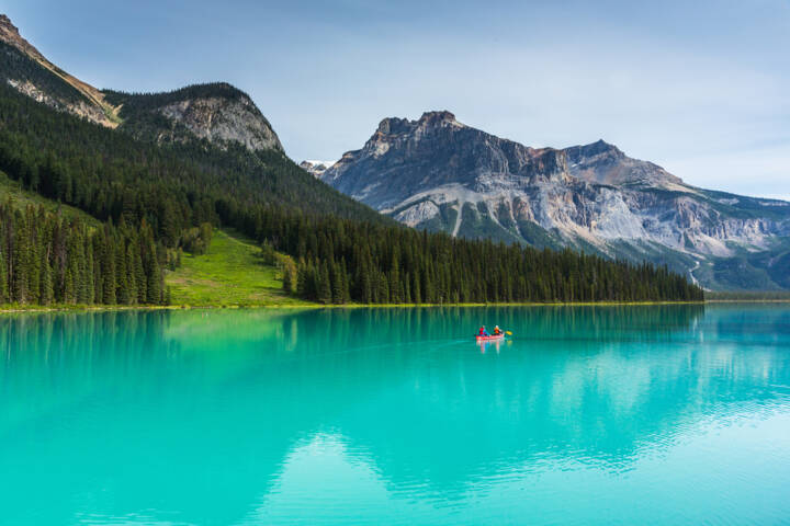 15 Breathtaking Canadian National Parks To Add To Your Bucket List