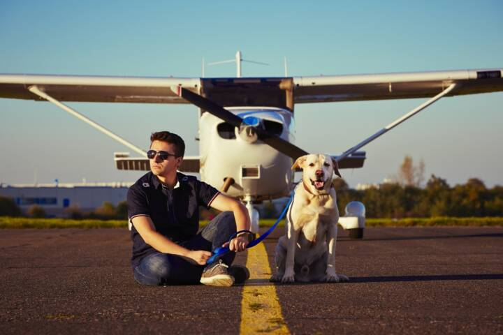 Animals are Getting Second Chance Thanks to Volunteer Pilots