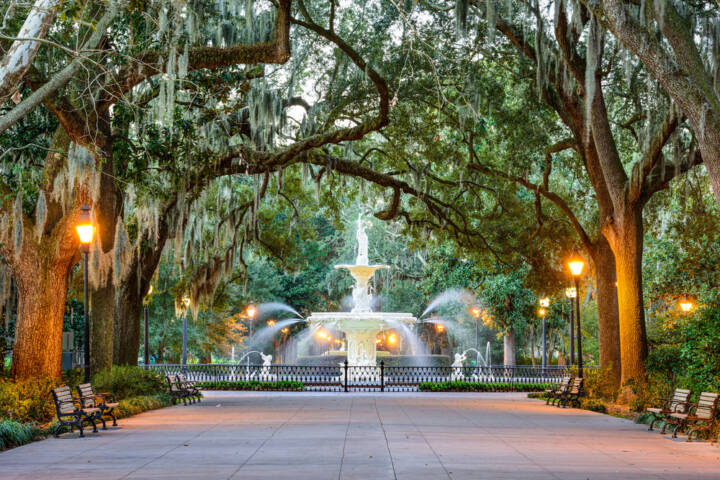Things To See and Do in Savannah, Georgia