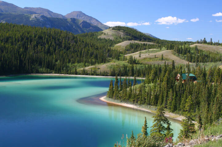 North America's 9 Most Scenic Lakes