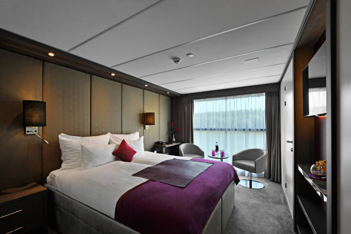 Must-See Luxury Cruise Ship Cabins