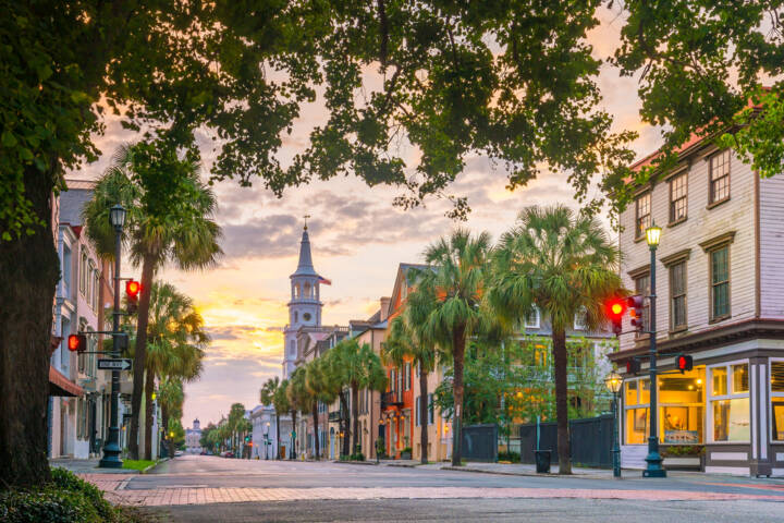 The Top Things to See and Do in Charleston, South Carolina