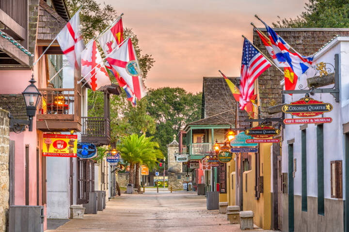 Top Things to See and Do in St. Augustine, Florida