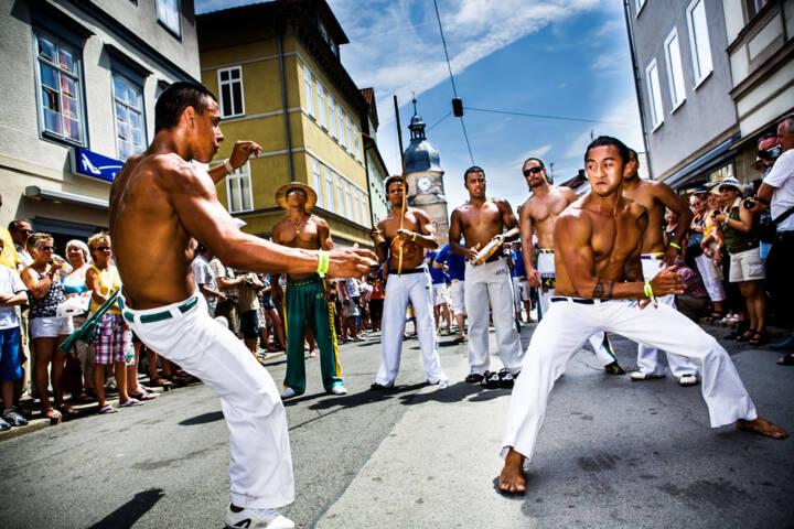 I 10 Sport Più Strani del Mondo