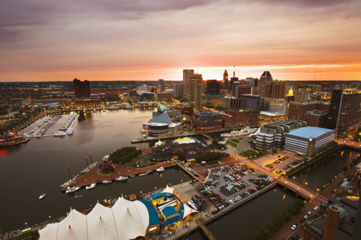 Baltimore Gay and Lesbian Guide