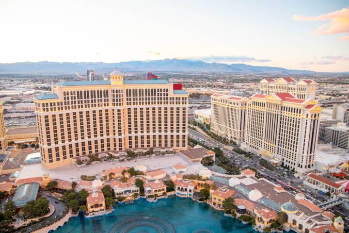 Luxury Shopping in Bellagio Las Vegas