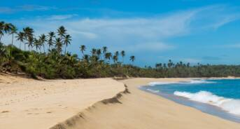 Puerto Rico in the Caribbean