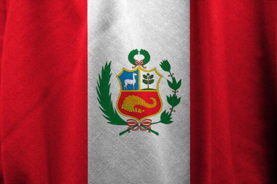 The Coat of Arms of Peru