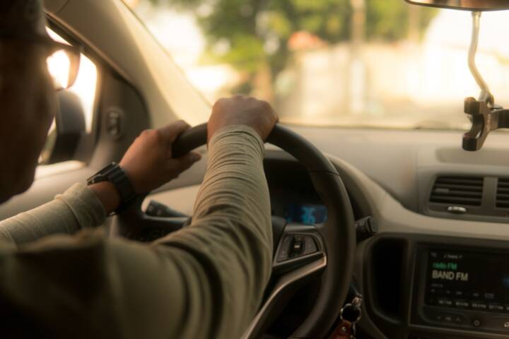 Using Uber in Greece