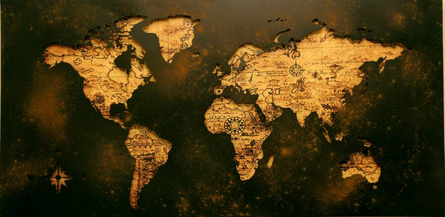Asia and other continents