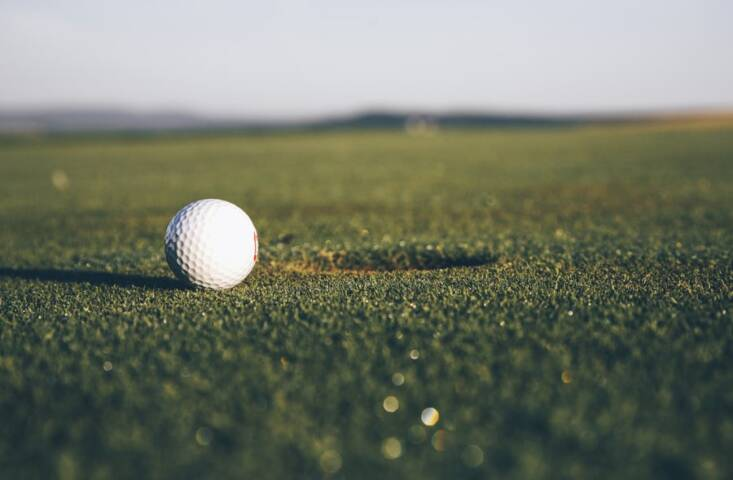 Golf courses in Fishers
